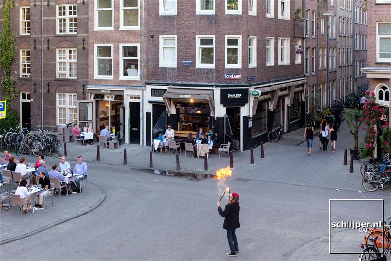 Nederland, Amsterdam, 8 juni 2014