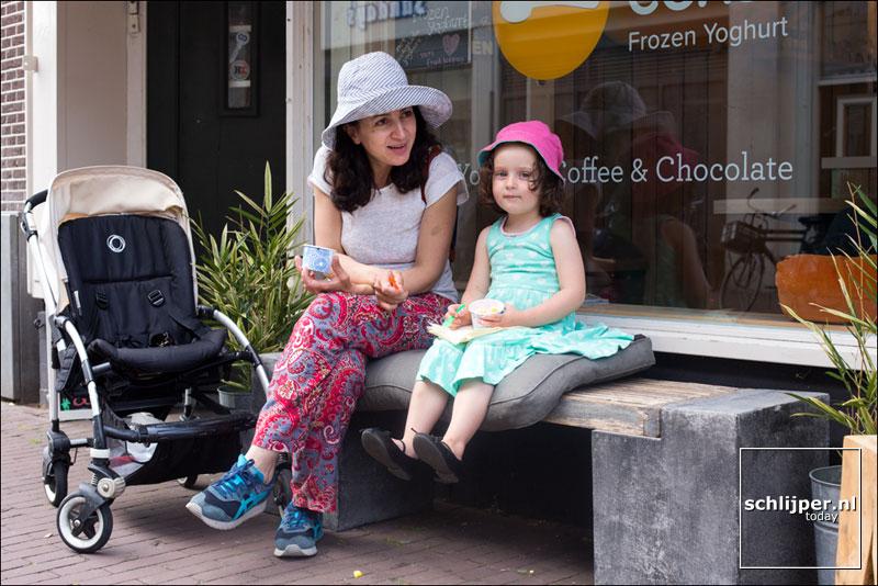 Nederland, Amsterdam, 9 juni 2014