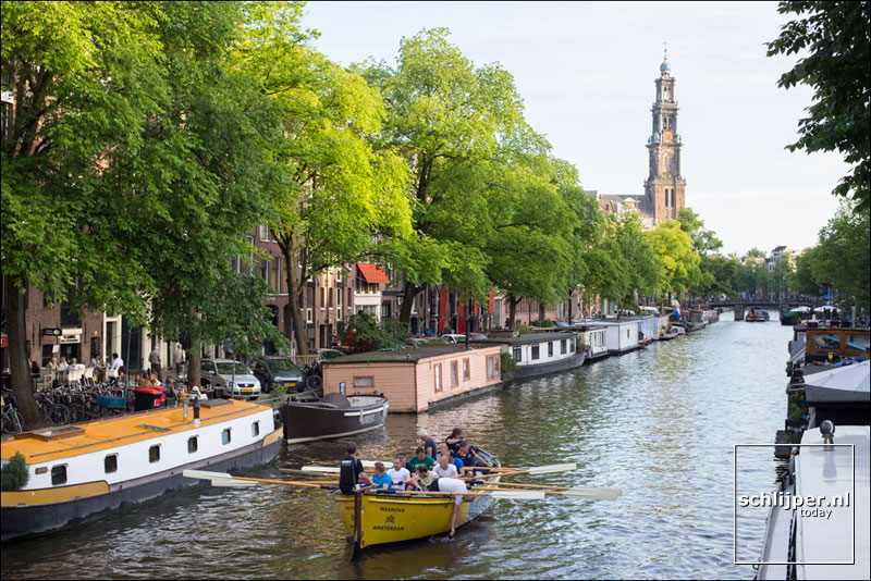 Nederland, Amsterdam, 11 juni 2014