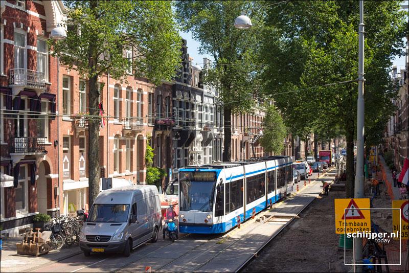 Nederland, Amsterdam, 13 juni 2014