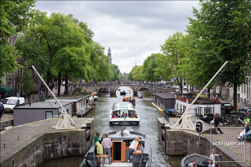 Nederland, Amsterdam, 14 juni 2014