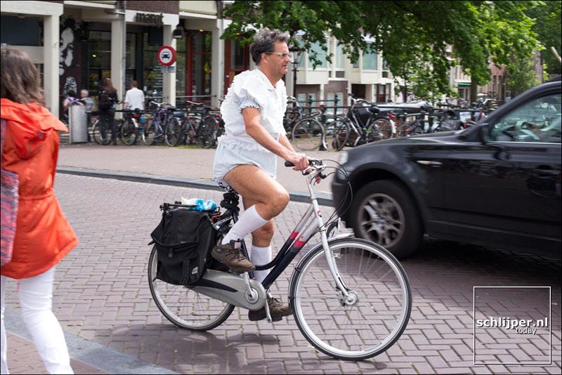 Nederland, Amsterdam, 15 juni 2014