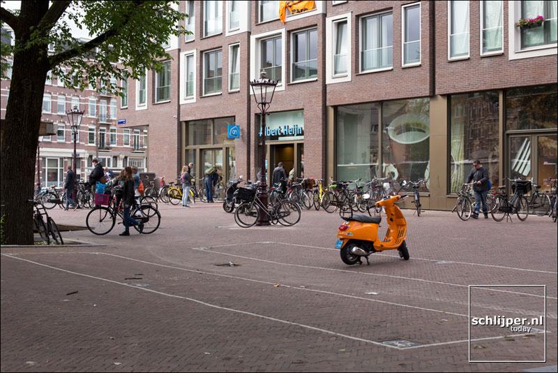 Nederland, Amsterdam, 16 juni 2014