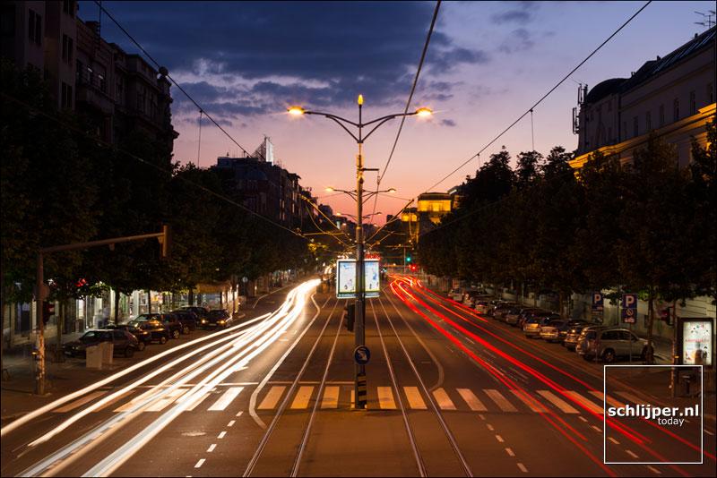 Servie, Belgrado, 22 juni 2014