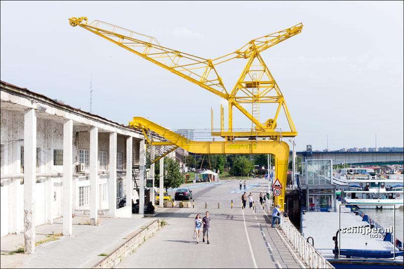 Servie, Belgrado, 24 juni 2014