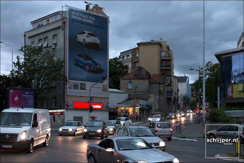 Servie, Belgrado, 25 juni 2014
