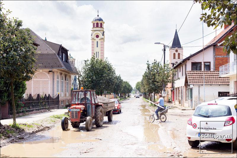 Republika Srpska, Bosnie, Samac, 26 juni 2014