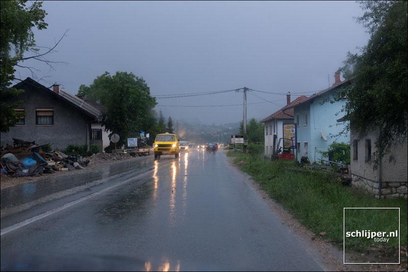 Republika Srpska, Bosnie, Doboj, 26 juni 2014