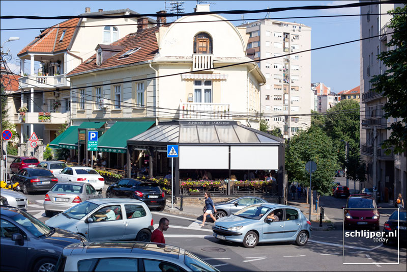 Servie, Belgrado, 27 juni 2014