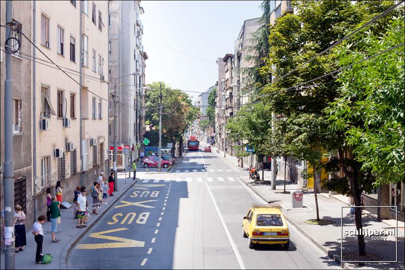 Servie, Belgrado, 29 juni 2014