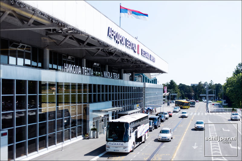 Servie, Nikola Tesla Airport, 29 juni 2014