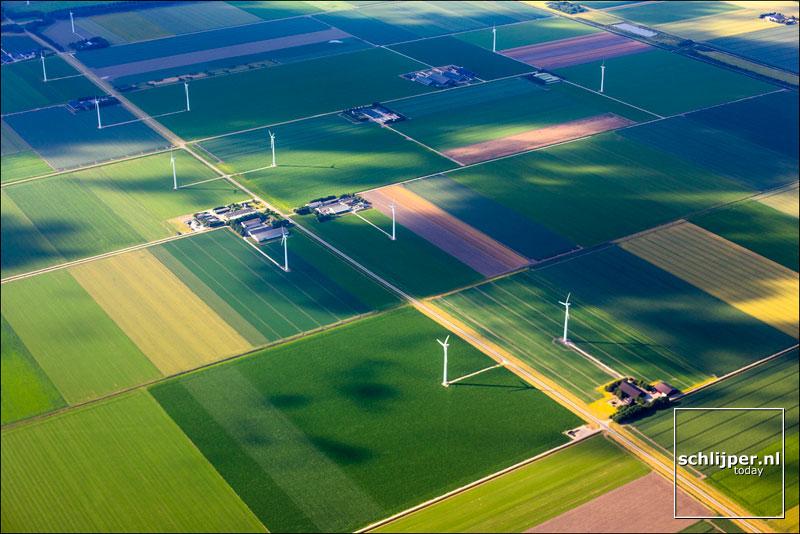 Nederland, Flevoland, 29 juni 2014