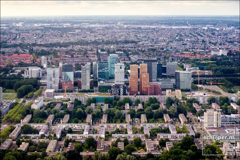 Nederland, Amsterdam, 29 juni 2014