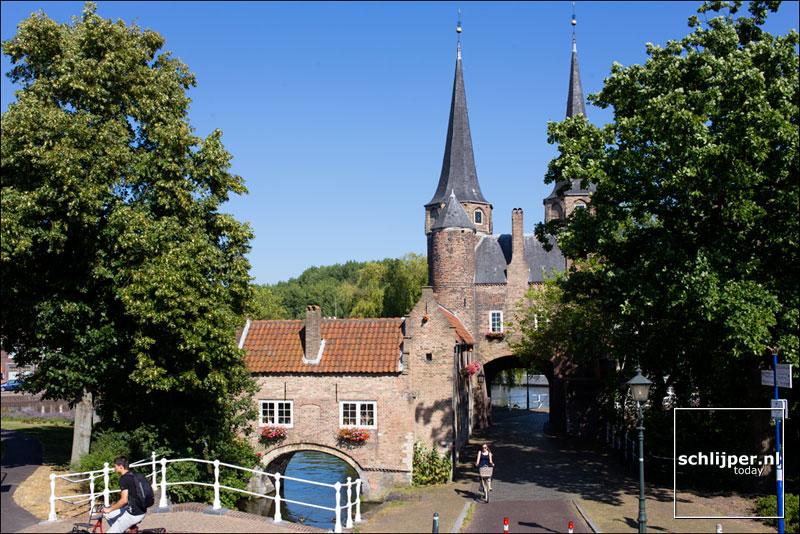 Nederland, Delft, 3 juli 2014