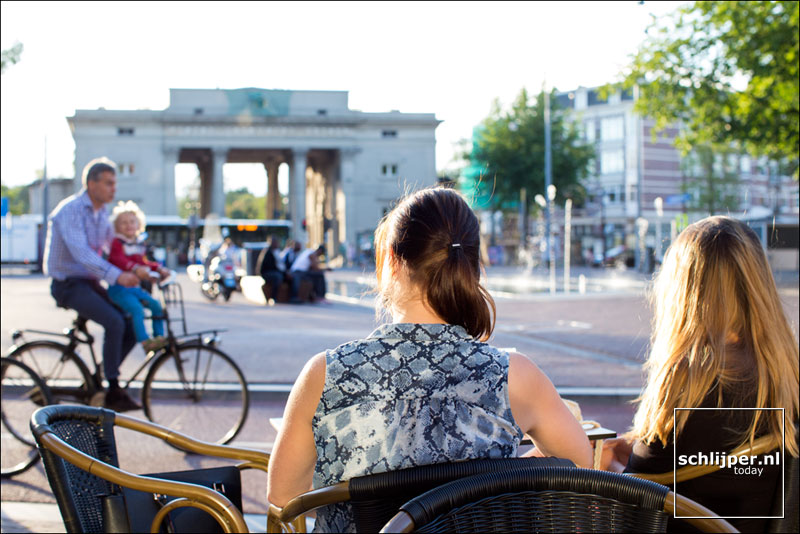 Nederland, Amsterdam, 3 juli 2014