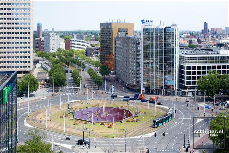 Nederland, Rotterdam, 4 juli 2014