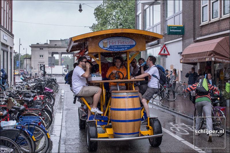 Nederland, Amsterdam, 4 juli 2014