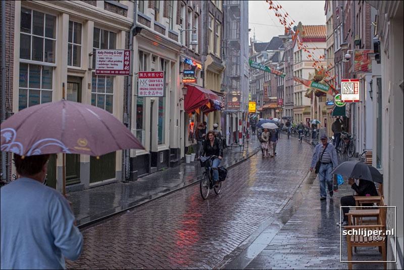 Nederland, Amsterdam, 6 juli 2014