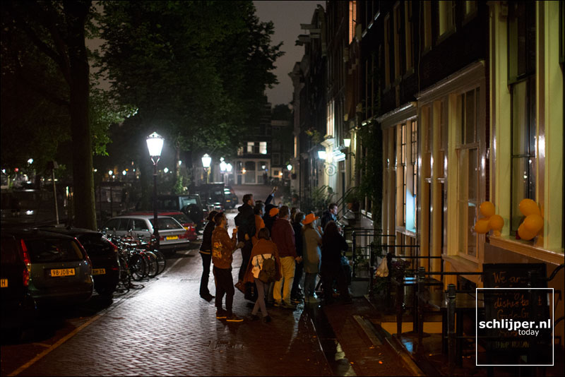 Nederland, Amsterdam, 9 juli 2014