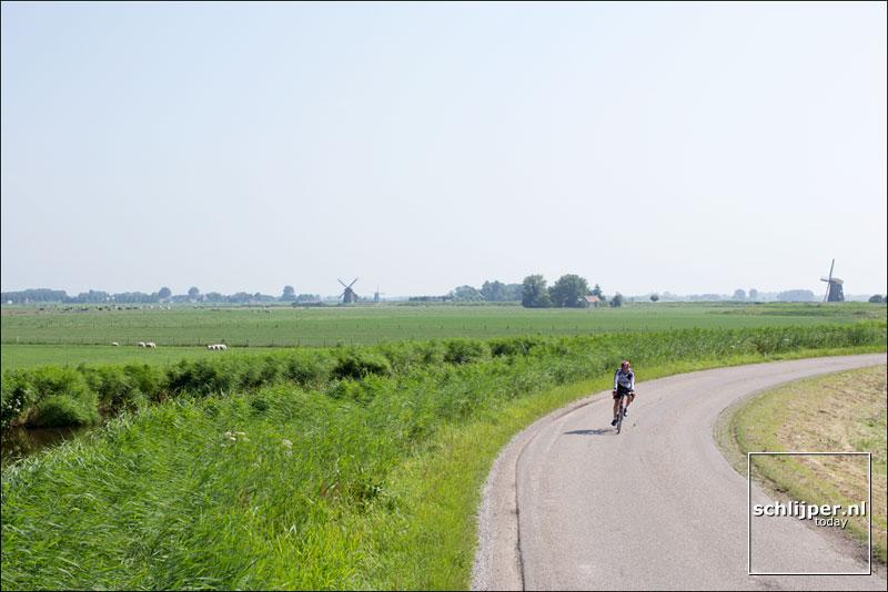 Nederland, Obdam, 10 juli 2014