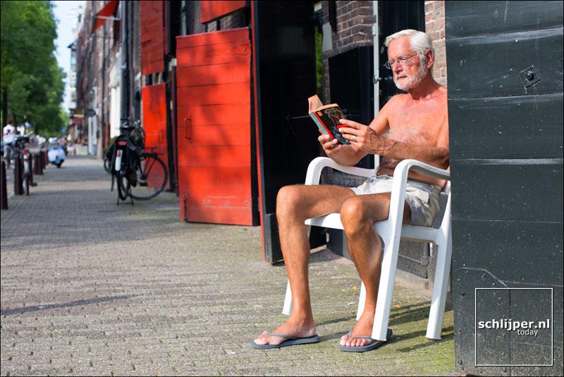 Nederland, Amsterdam, 10 juli 2014