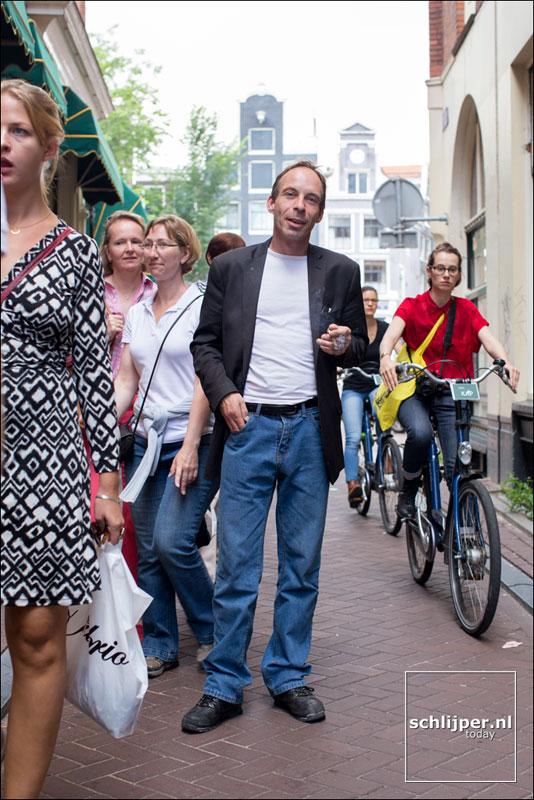 Nederland, Amsterdam, 12 juli 2014