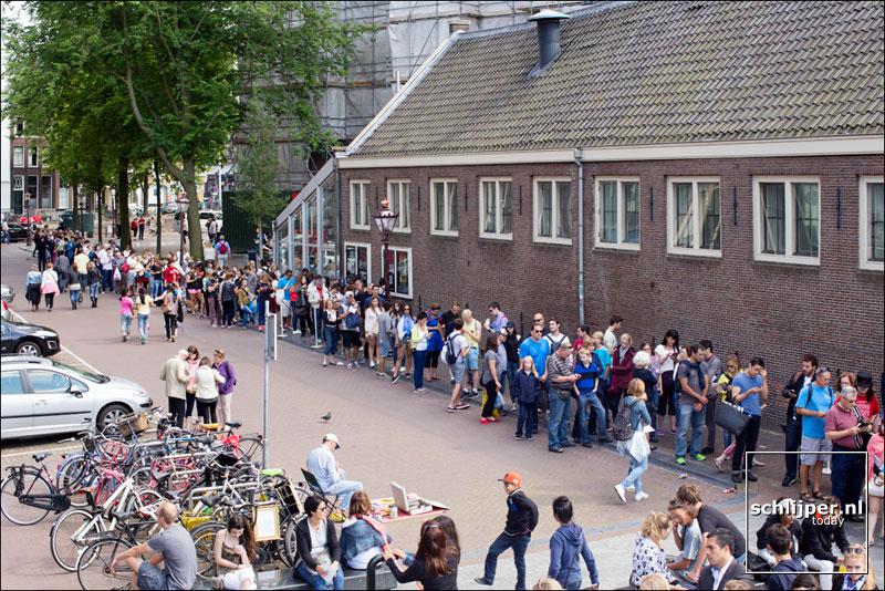 Nederland, Amsterdam, 13 juli 2014