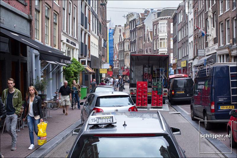 Nederland, Amsterdam, 15 juli 2014