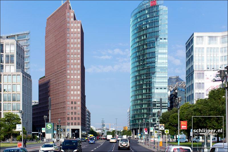 Duitsland, Berlijn 17 juli 2014