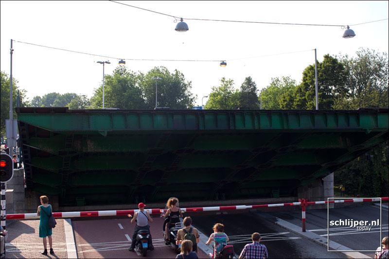 Nederland, Amsterdam, 17 juli 2014