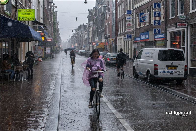 Nederland, Amsterdam, 20 juli 2014
