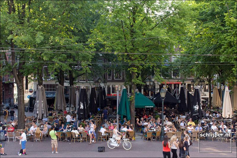 Nederland, Amsterdam, 22 juli 2014