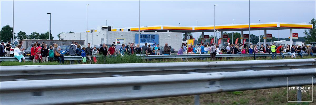 Nederland, Bruchem, 25 juli 2014