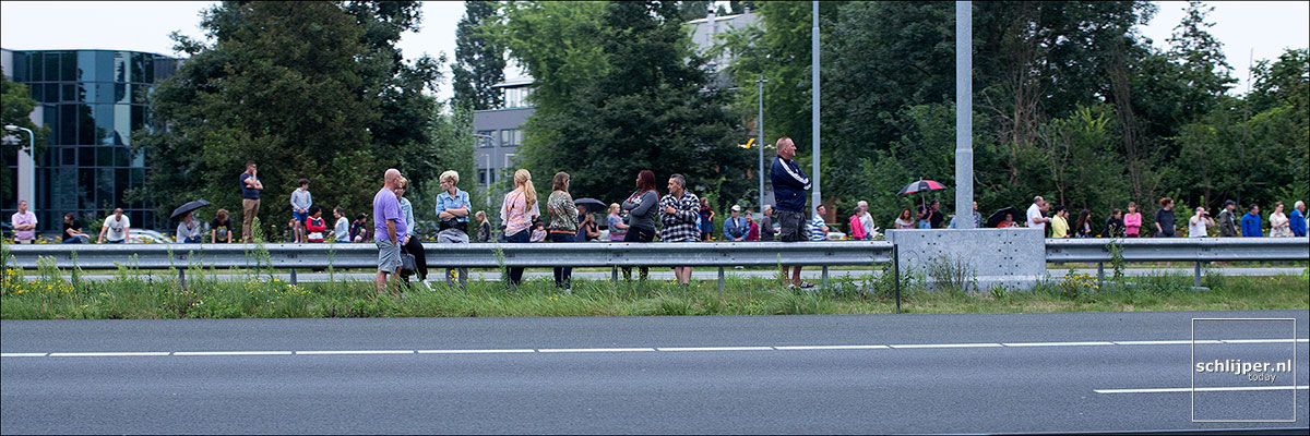 Nederland, Rosmalen, 25 juli 2014