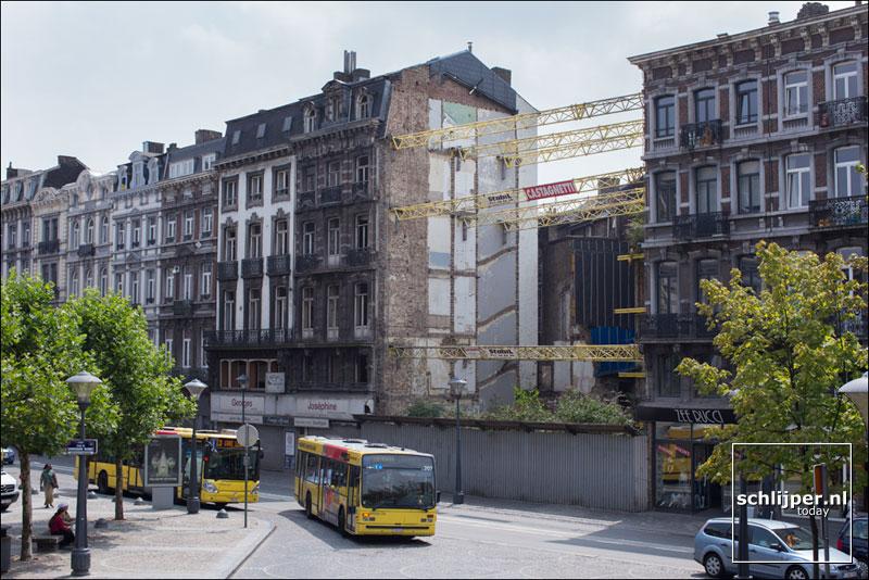 Belgie, Luik, 26 juli 2014