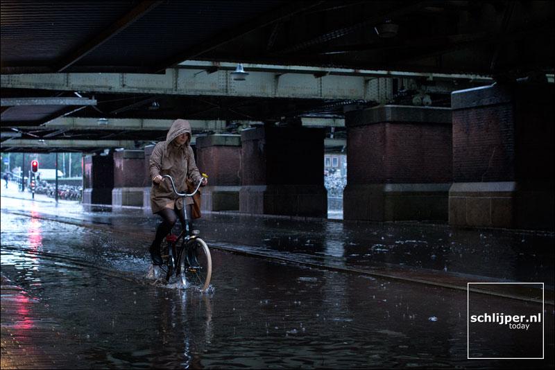 Nederland, Amsterdam, 28 juli 2014