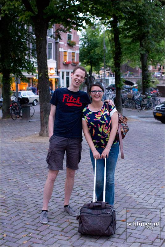 Nederland, Amsterdam, 29 juli 2014
