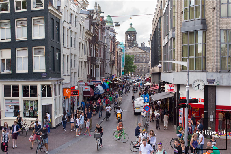 Nederland, Amsterdam, 30 juli 2014