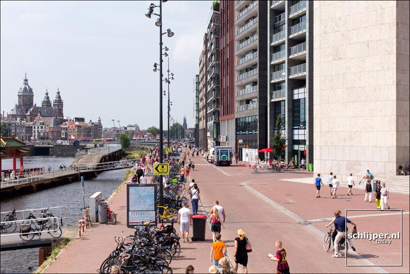 Nederland, Amsterdam, 31 juli 2014