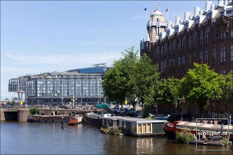Nederland, Amsterdam, 3 augustus 2014