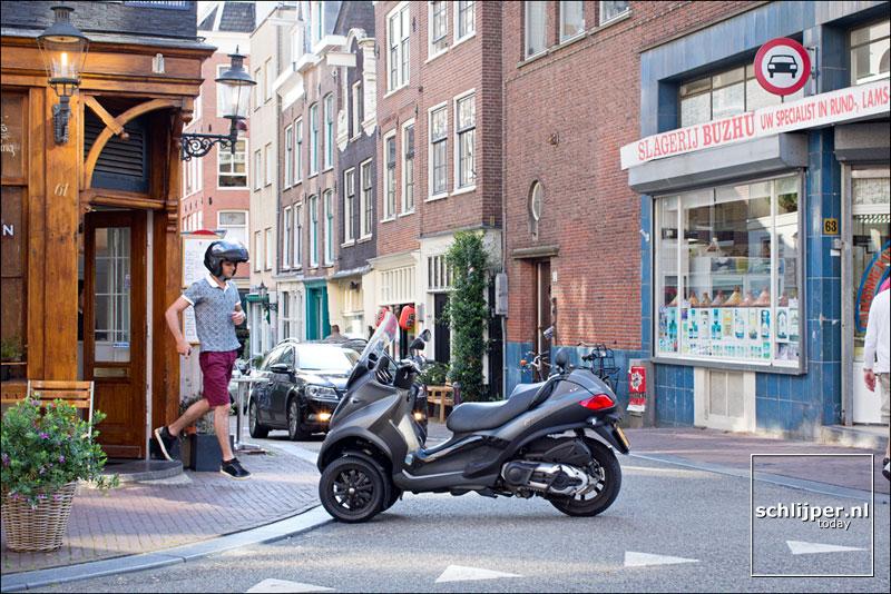 Nederland, Amsterdam, 4 augustus 2014