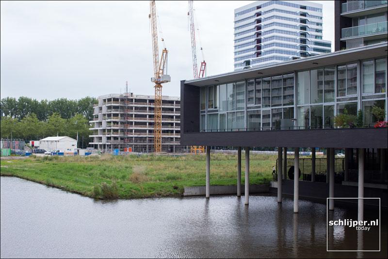 Nederland, Amsterdam, 6 augustus 2014