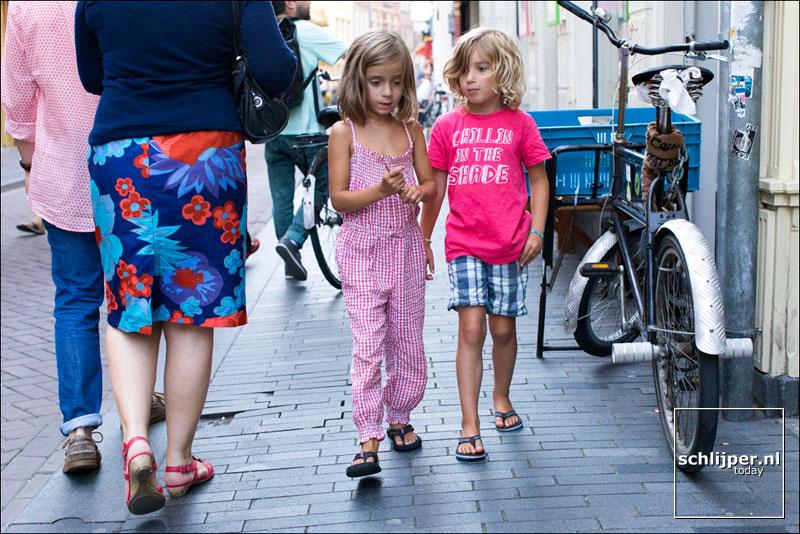 Nederland, Amsterdam, 7 augustus 2014