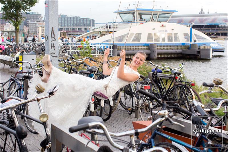 Nederland, Amsterdam, 9 augustus 2014