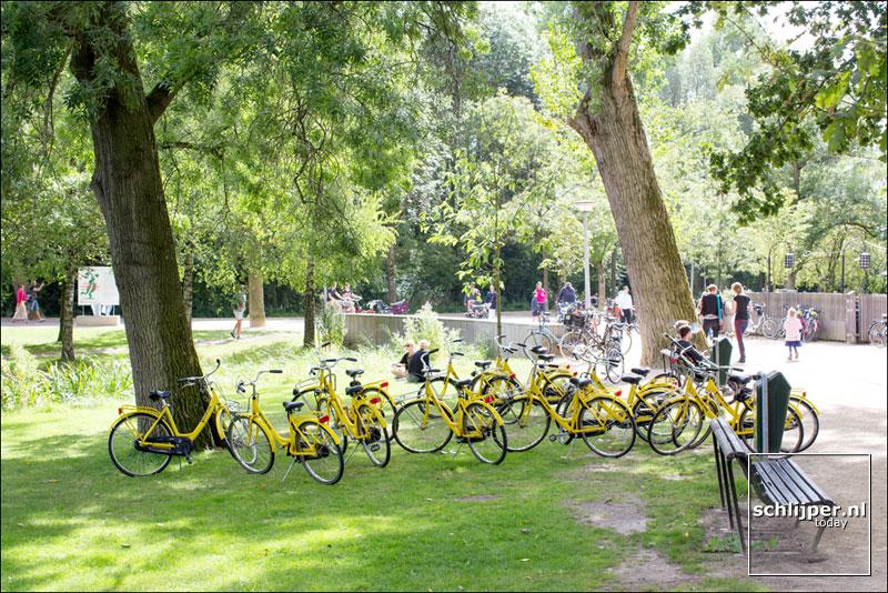 Nederland, Amsterdam, 11 augustus 2014