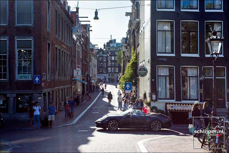 Nederland, Amsterdam, 13 augustus 2014