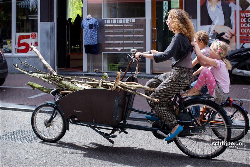 Nederland, Amsterdam, 14 augustus 2014