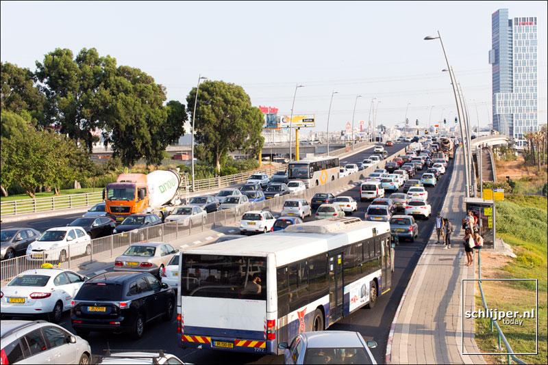 Israel, Tel Aviv, 17 augustus 2014