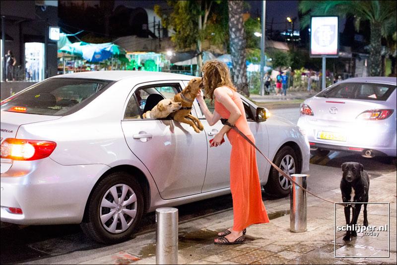 Israel, Tel Aviv, 18 augustus 2014
