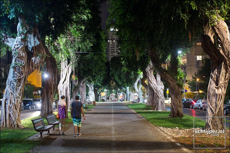 Israel, Tel Aviv, 21 augustus 2014